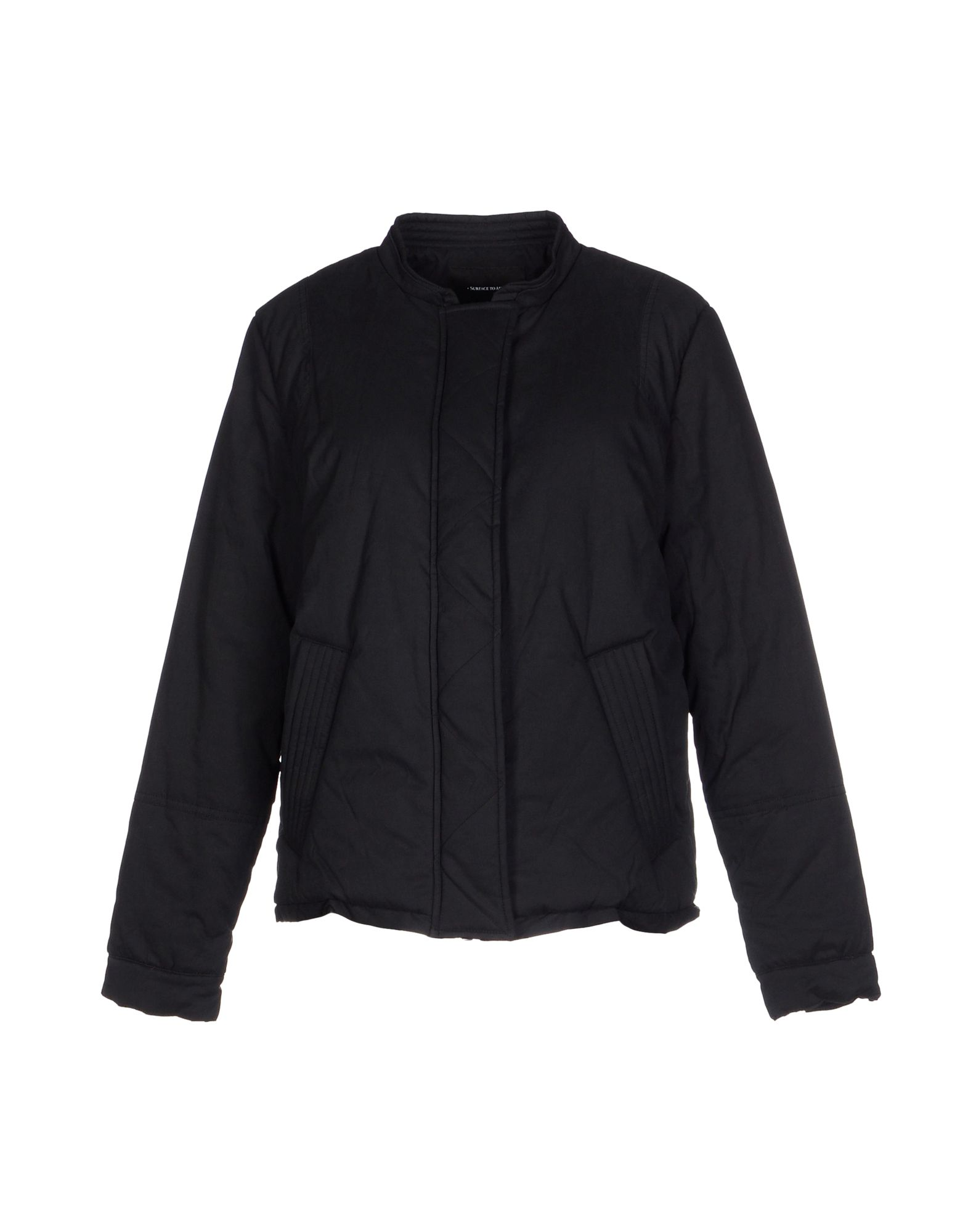 SURFACE TO AIR Jacket in Black