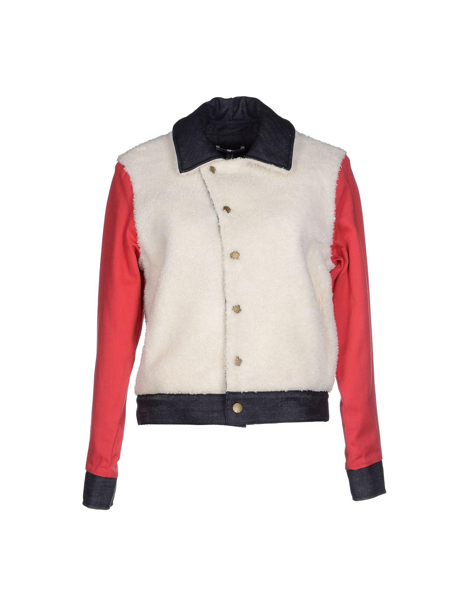 CURRENT/ELLIOT + CHARLOTTE GAINSBOURG Куртка