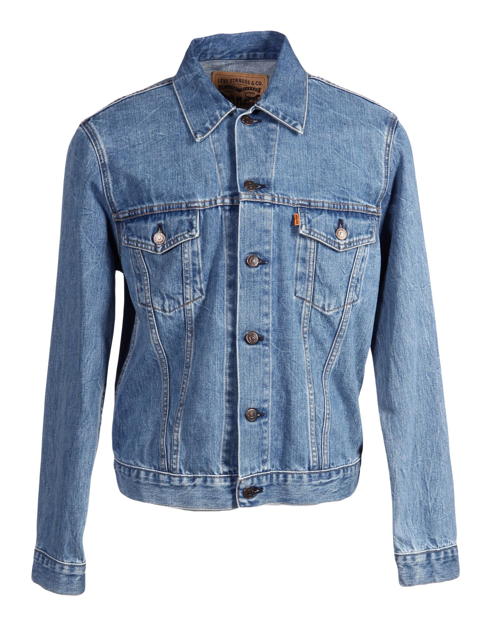 Levi's Vintage Clothing Denim Outerwear