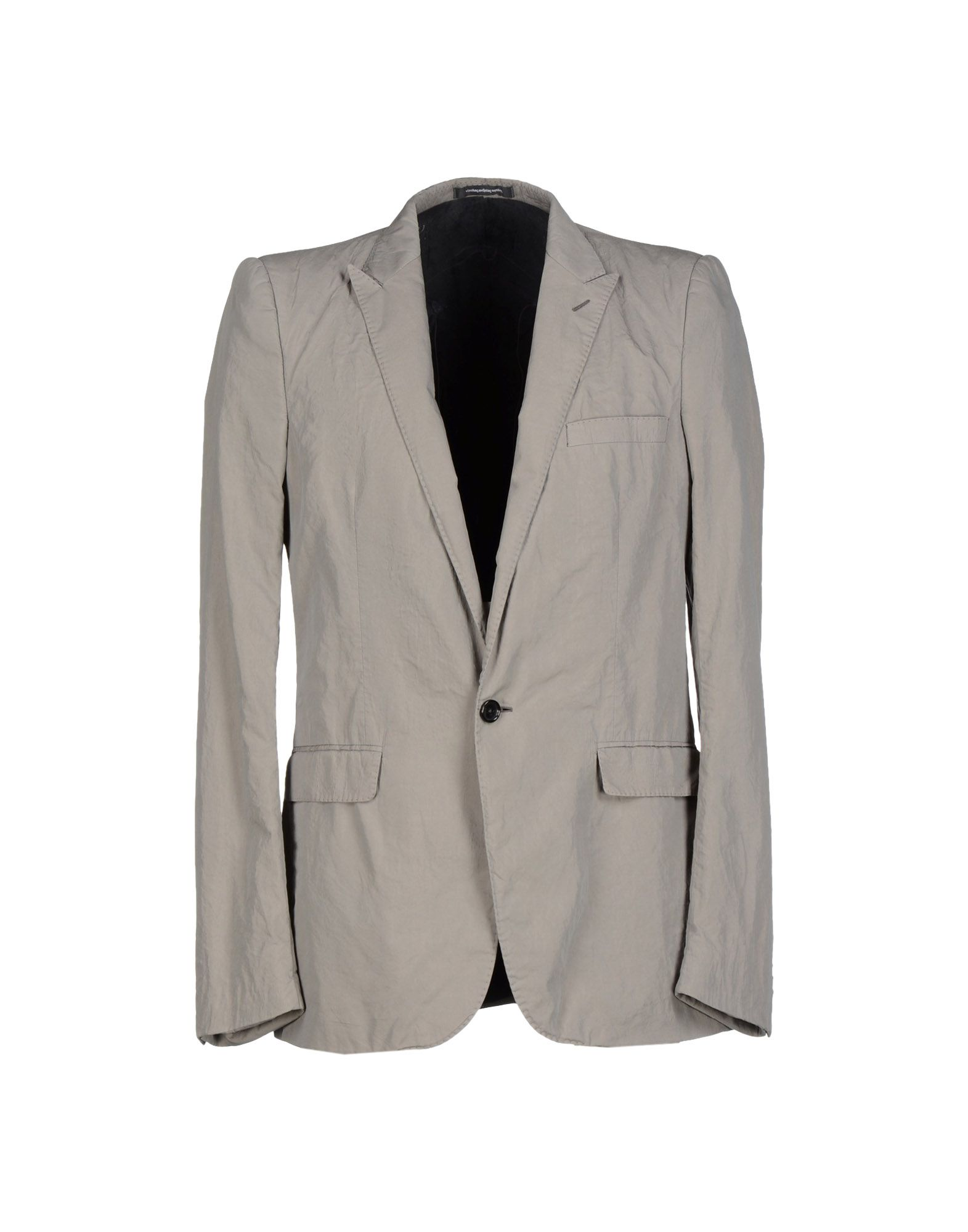 NICOLAS ANDREAS TARALIS Blazer in Light Grey