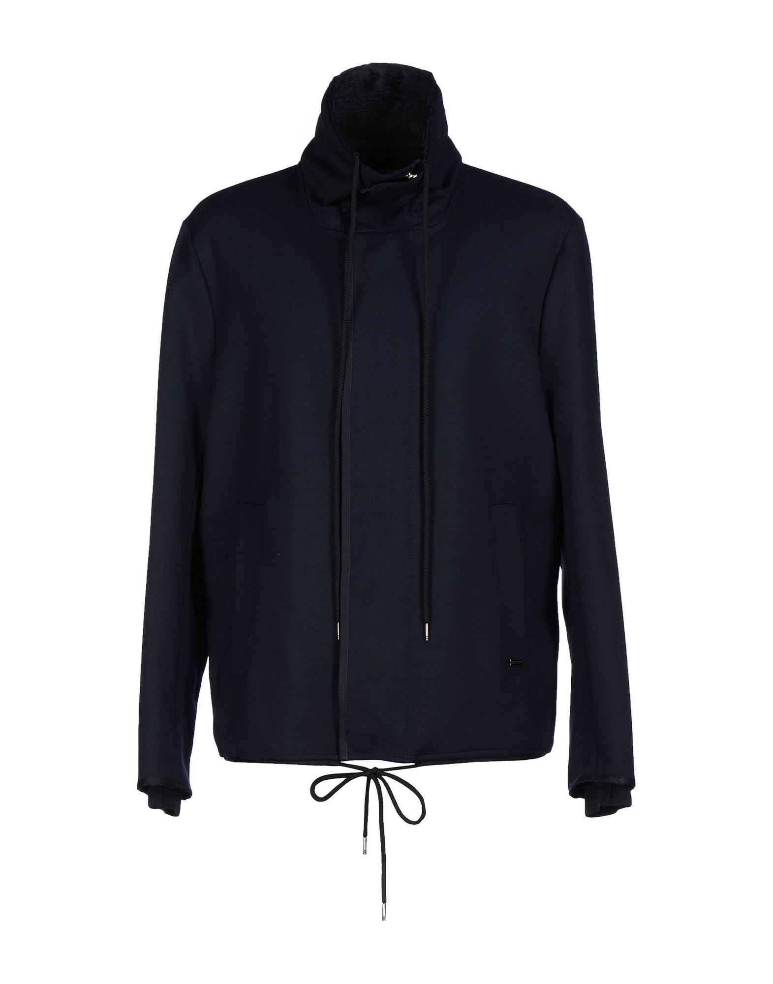 DIRK BIKKEMBERGS Куртка dirk bikkembergs куртка из синей перфорированной кожи