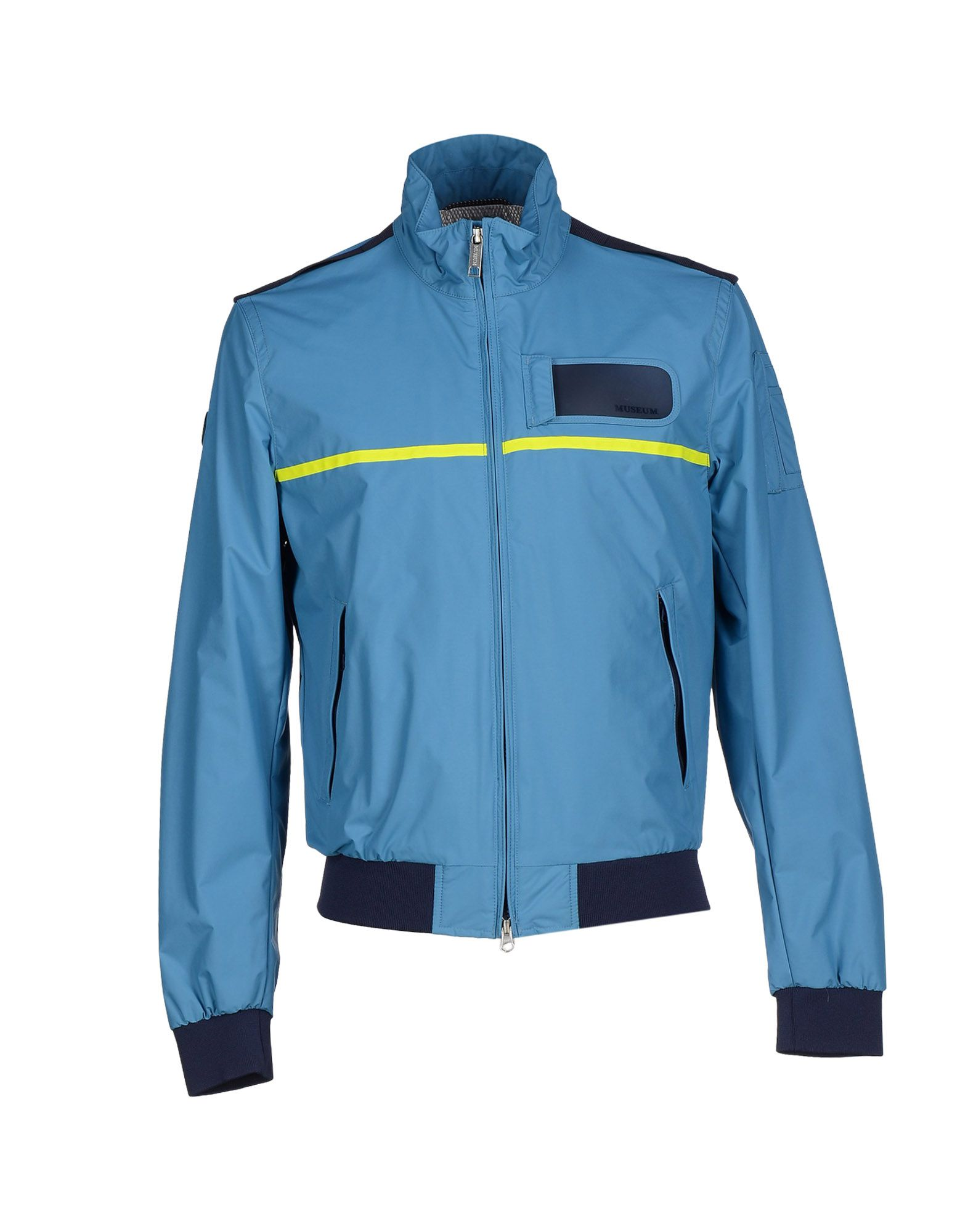 MUSEUM Jackets in Blue