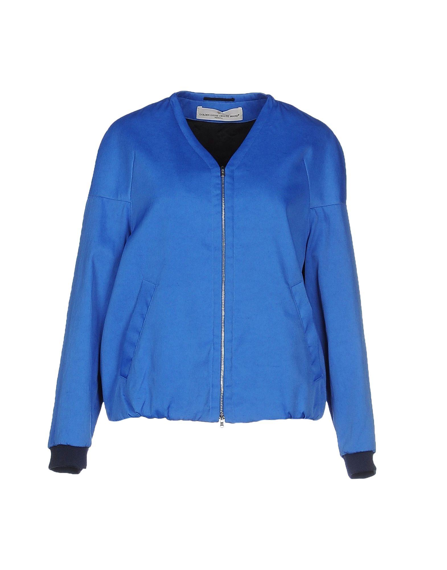 где купить GOLDEN GOOSE DELUXE BRAND Куртка по лучшей цене