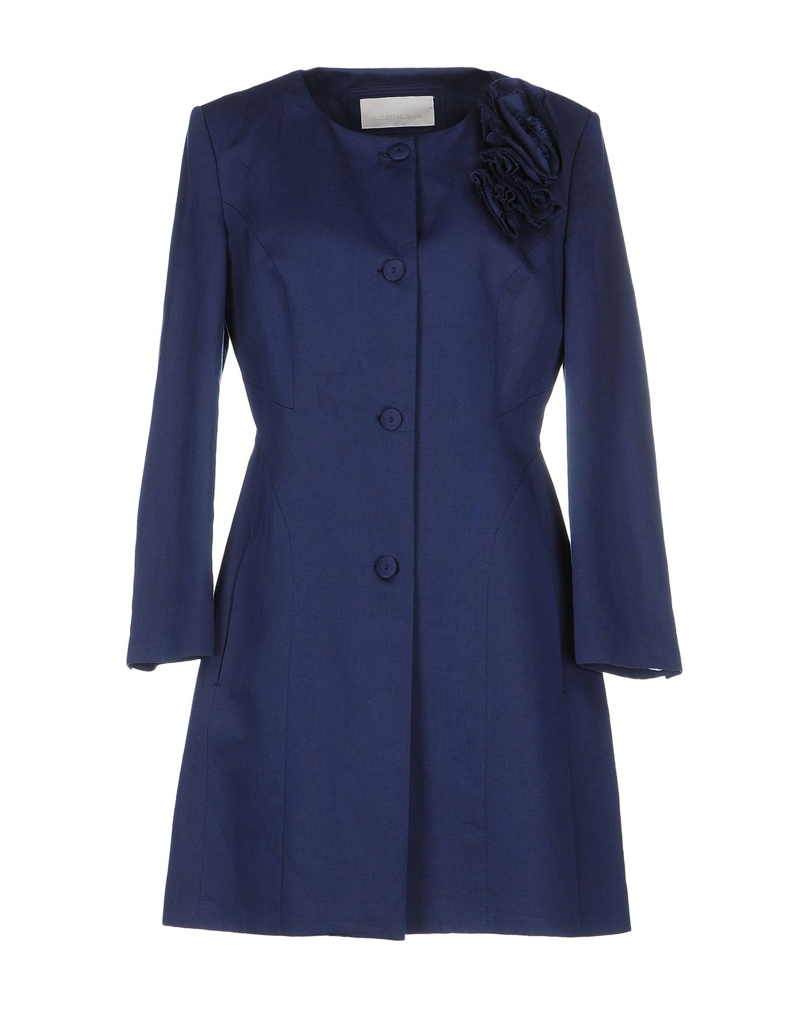 SCERVINO STREET Легкое пальто недорго, оригинальная цена