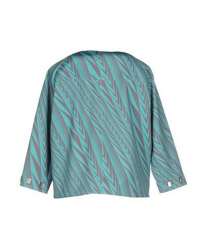 Фото 2 - Женский пиджак SO NICE светло-зеленого цвета