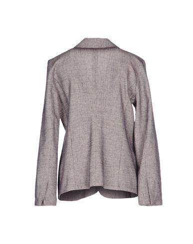 Фото 2 - Женский пиджак ZHELDA цвет голубиный серый