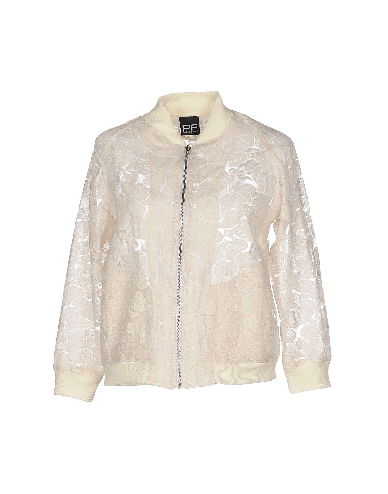 цена PF PAOLA FRANI Куртка онлайн в 2017 году