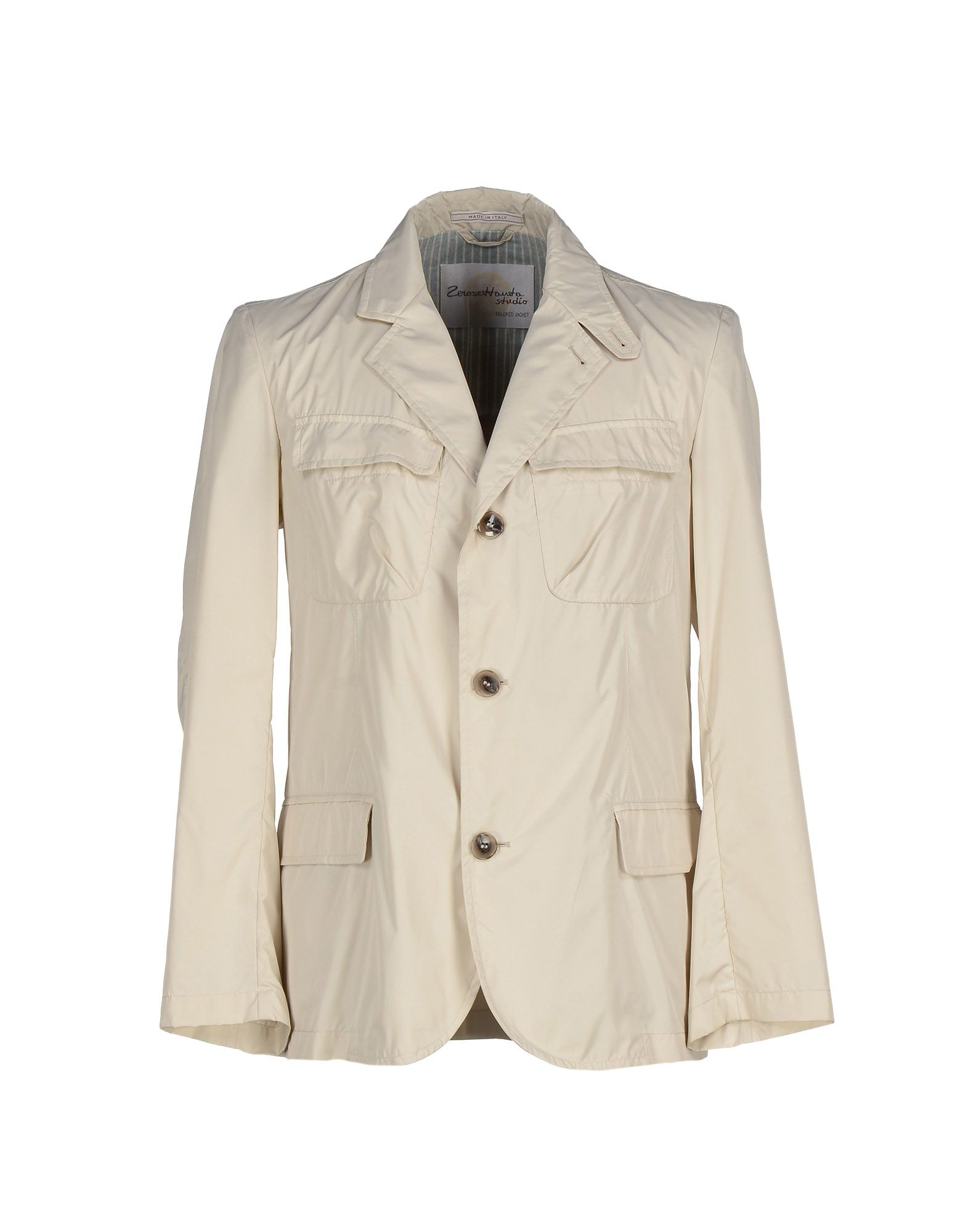 ZEROSETTANTA STUDIO Легкое пальто dimma fashion studio пальто элфин серый