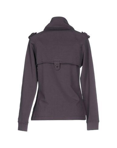 Фото 2 - Женскую куртку ALPHA STUDIO свинцово-серого цвета