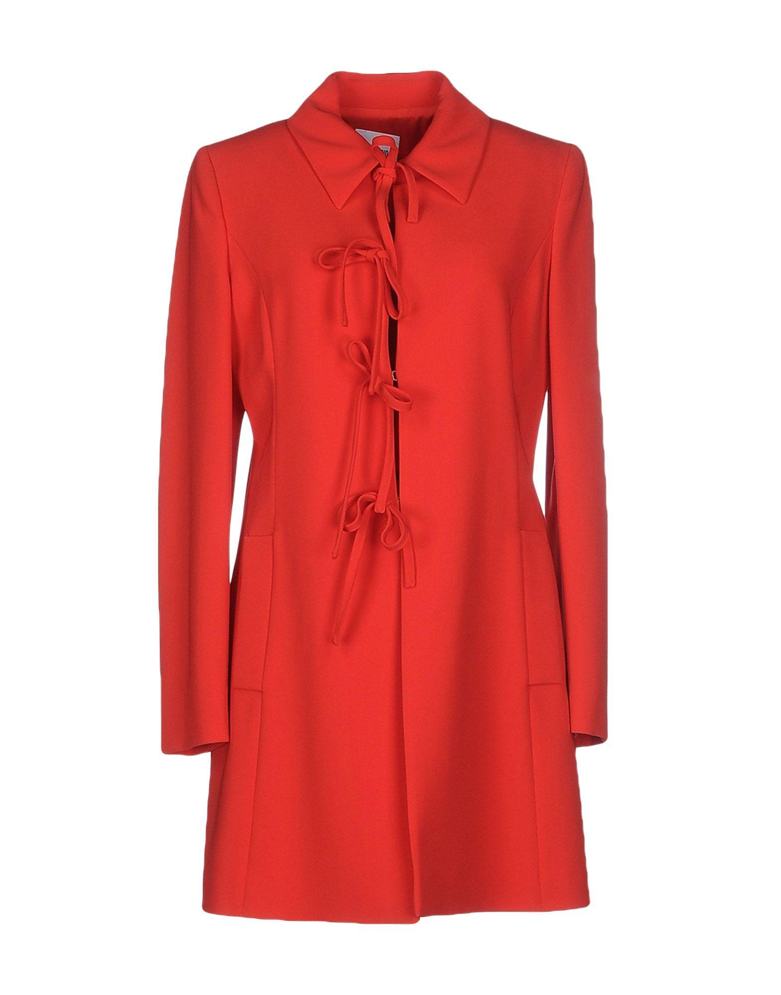 MOSCHINO CHEAP AND CHIC Пальто пальто moschino cheap