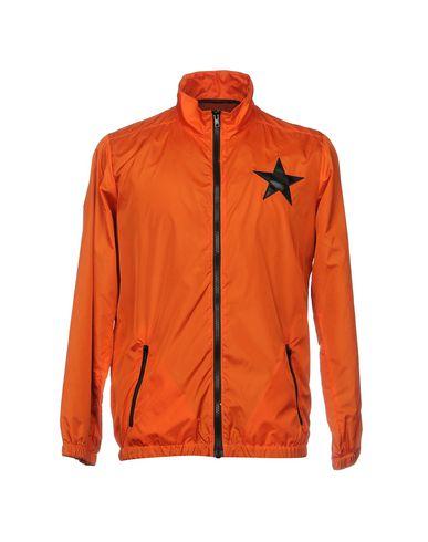 Купить Мужскую куртку MACCHIA J оранжевого цвета