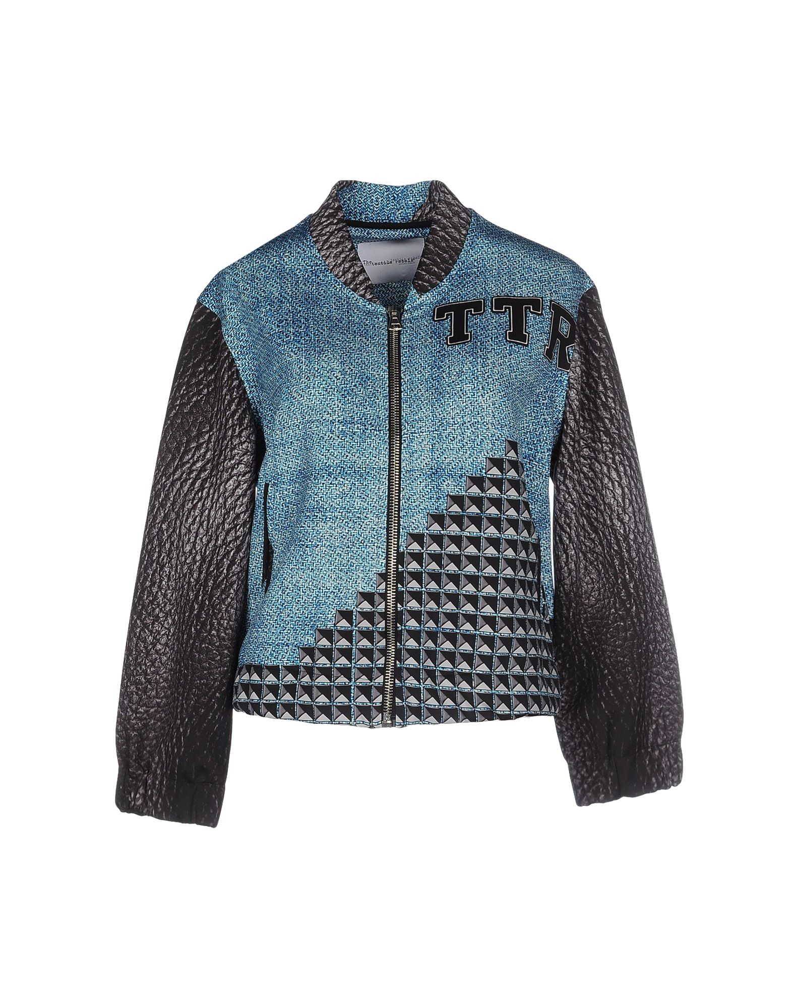 THE TEXTILE REBELS Куртка цена 2017
