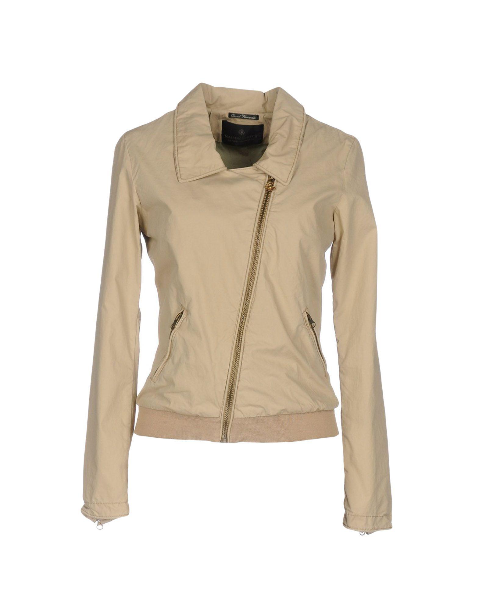где купить MAISON SCOTCH Куртка по лучшей цене