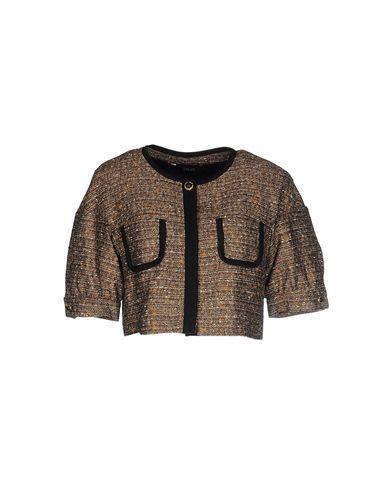 Фото - Женский пиджак  цвета хаки