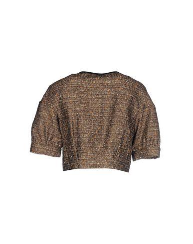 Фото 2 - Женский пиджак  цвета хаки