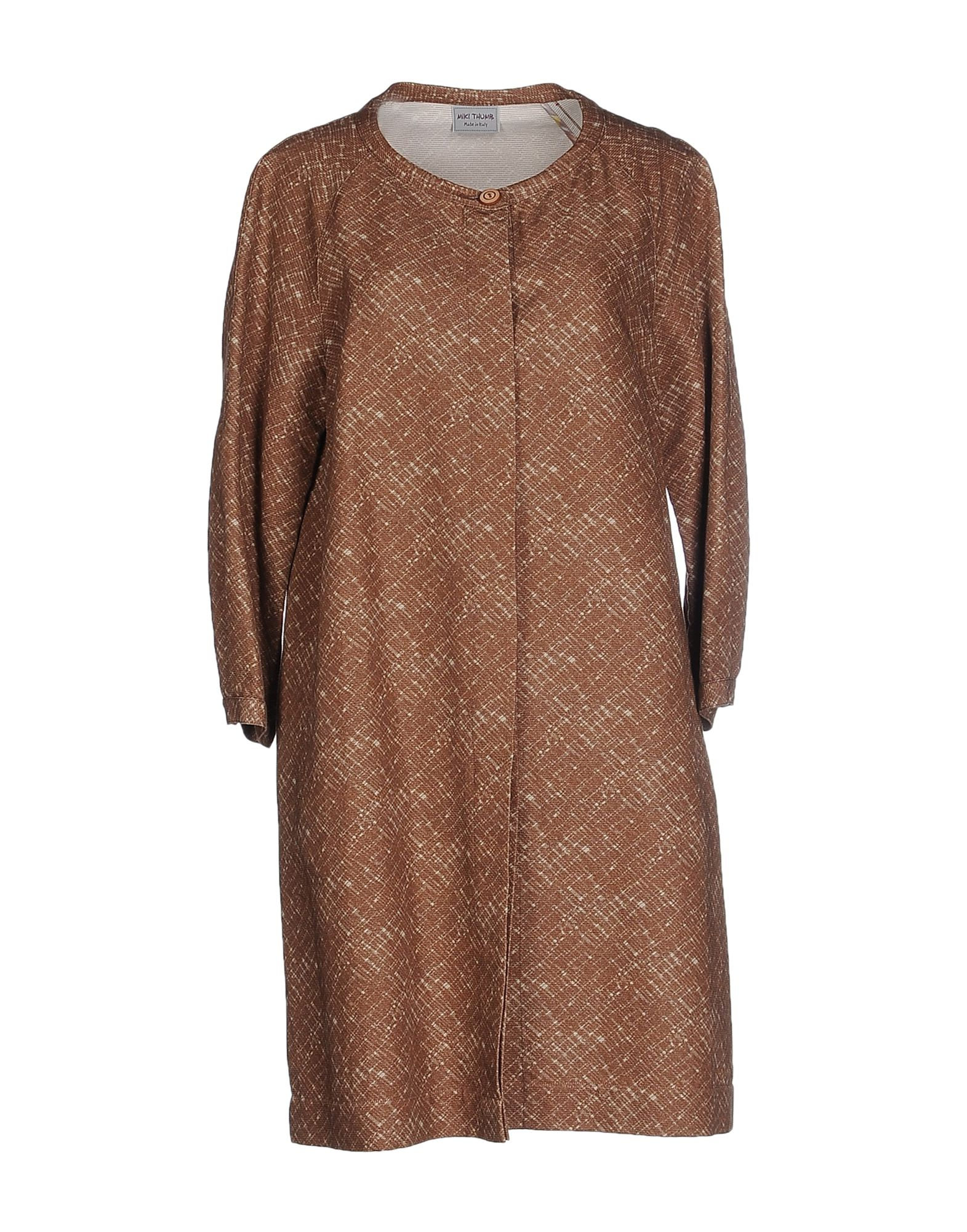 цена  MIKI THUMB Легкое пальто  онлайн в 2017 году