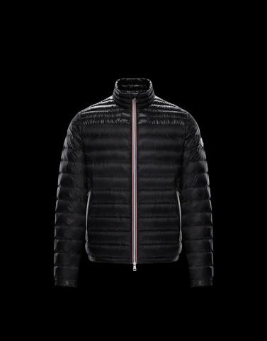 DANIEL Black Down Jackets