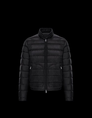 ACORUS Black Down Jackets