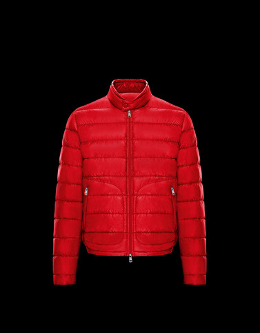 ACORUS Red Category Outerwear Man