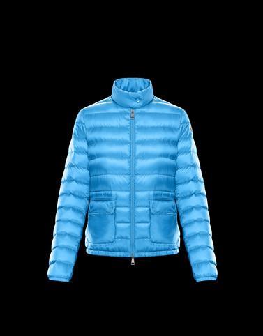 LANS Azure Short Down Jackets