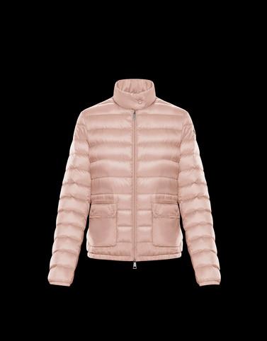 LANS Blush Pink Down Jackets Woman