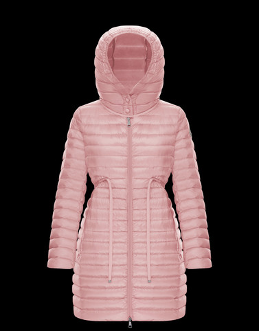 MONCLER BARBEL - Long outerwear - women