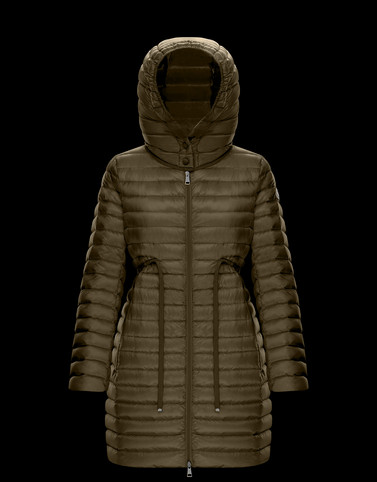 Moncler Long Down Jackets Woman: BARBEL