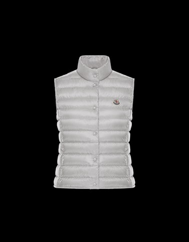 LIANE White Category Vests Woman