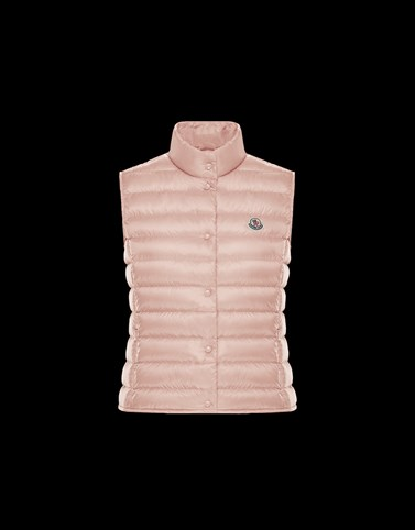 LIANE Colore Rosa Cipria Categoria Gilet Donna