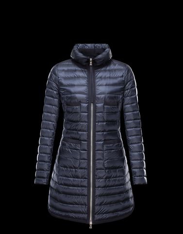 Moncler Long jacket D BOGUE
