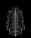 MONCLER BOGUE - Long outerwear - women