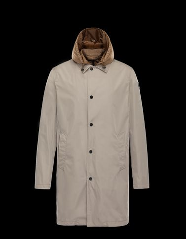 Moncler Raincoat U REYNAUD