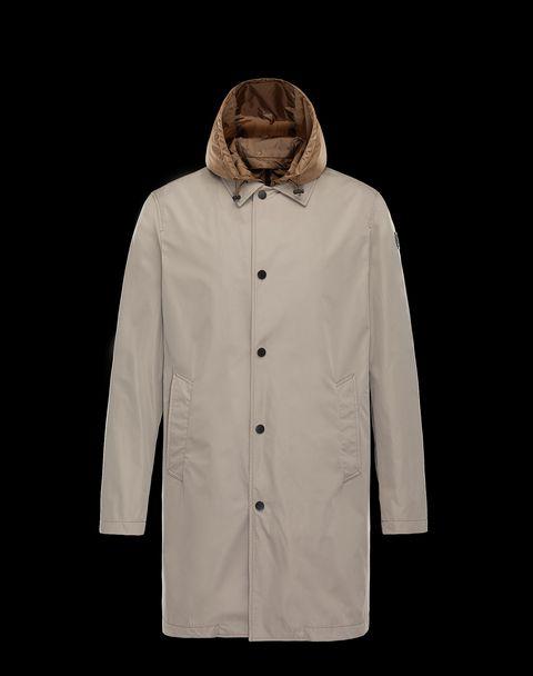Shop Coats Trench Coats for Men | Moncler