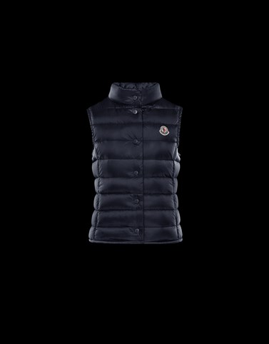 LIANE Colore Blu Categoria Gilet