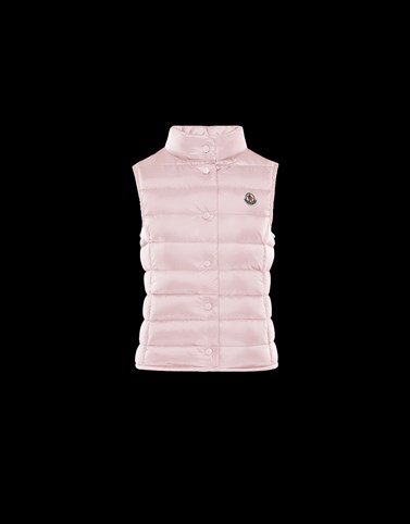 LIANE Rosa Cipria Category Vests