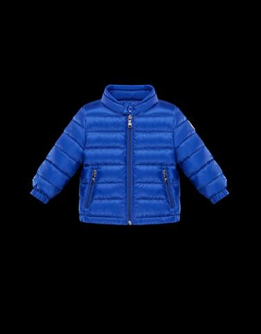 ACORUS Bright blue Category Jackets Woman