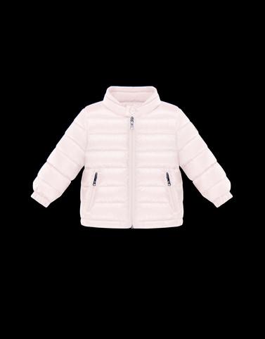 ACORUS Blush Pink Category Jackets Woman