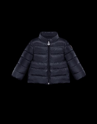 JOELLE Dark blue Category Jackets Woman