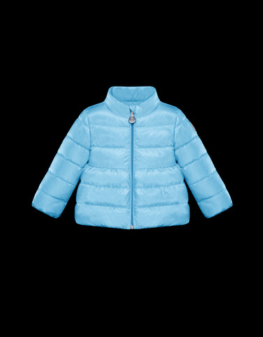 JOELLE Sky blue Category Jackets Woman