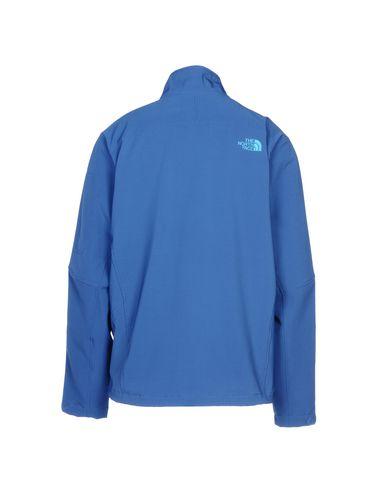 THE NORTH FACE Herren Jacke Blau Größe S 89% Polyester 11% Elastan