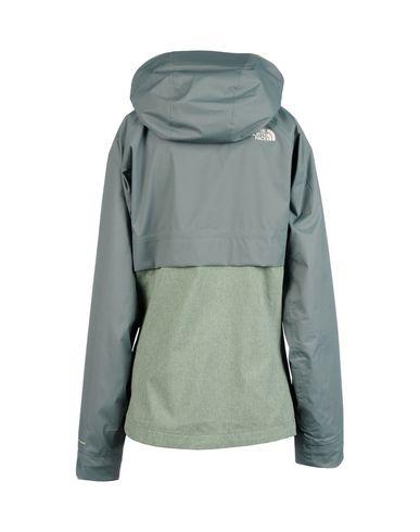 THE NORTH FACE Damen Jacke Militärgrün Größe L 100% Polyester