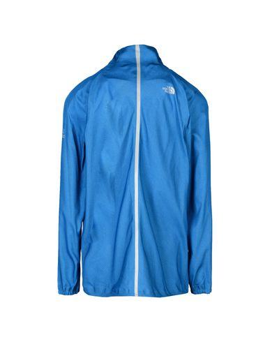 THE NORTH FACE Herren Jacke Azurblau Größe S 52% Recyceltes Polyester 48% Polyester