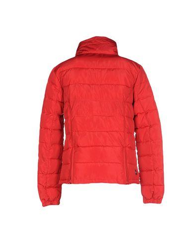 Фото 2 - Женскую куртку SINAPSI TECNOLOGIE красного цвета
