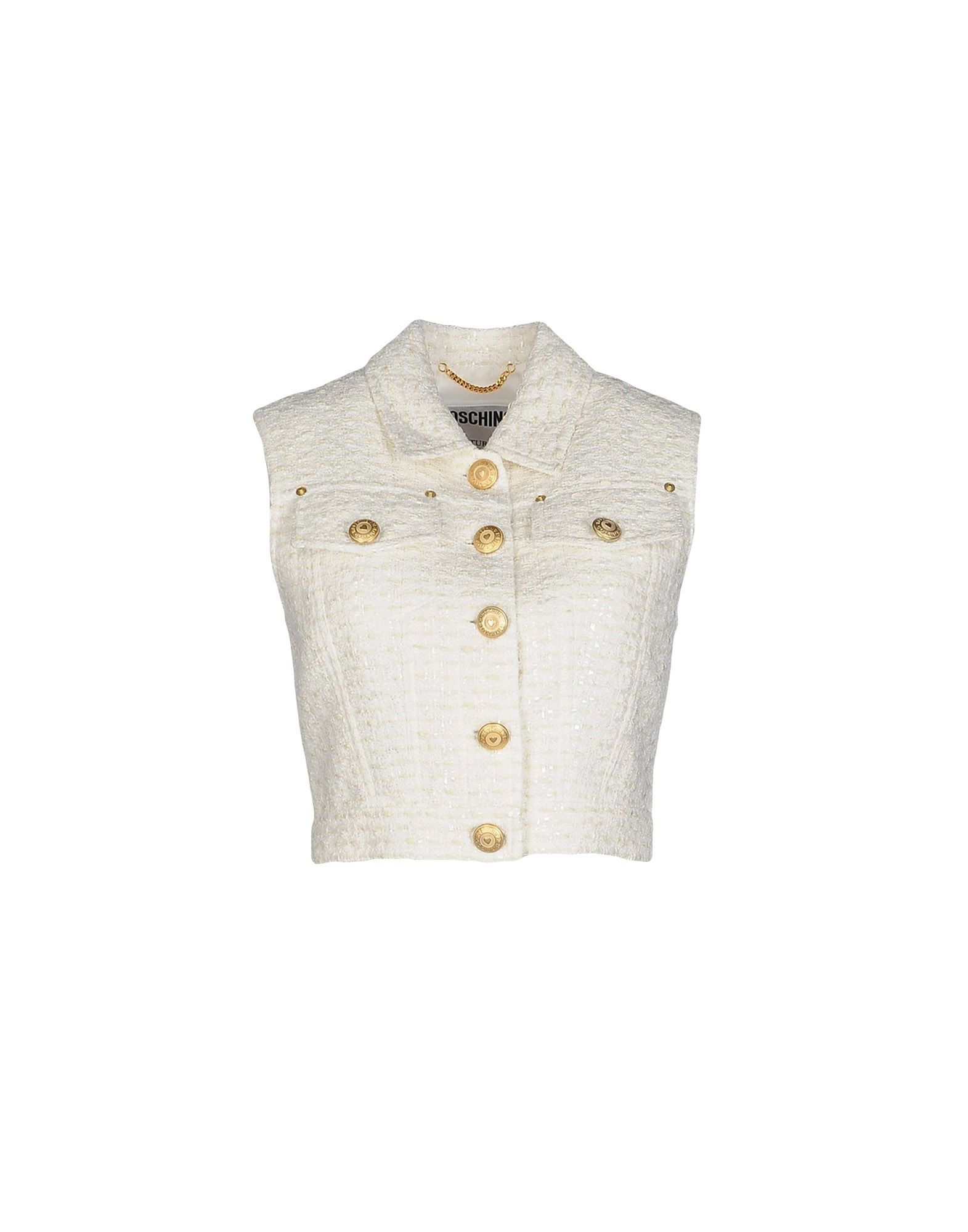 MOSCHINO COUTURE Куртка moschino couture сандалии