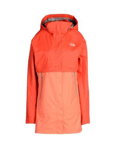 THE NORTH FACE Damen Jacke Rot Größe S 100% Polyester
