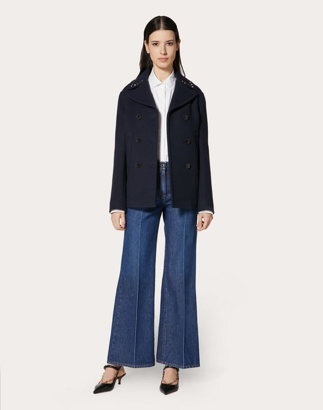 PEACOAT ROCKSTUD UNTITLED