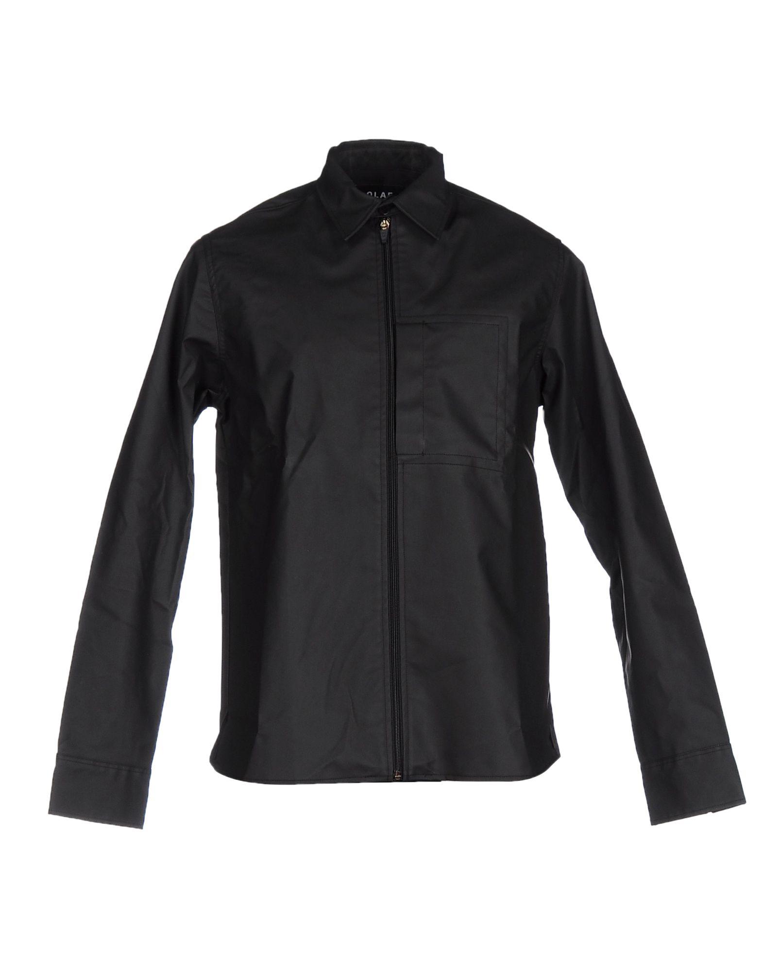 купить OLAF HUSSEIN Куртка дешево