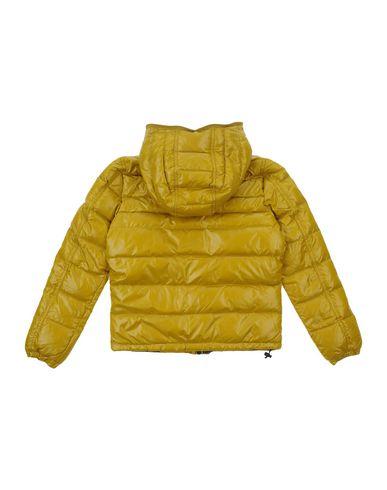 DUVETICA Jungen Steppjacke Hellgrün Größe 14 100% Polyamid
