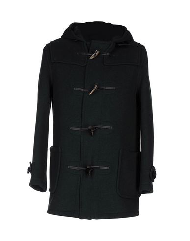 GLOVERALL Manteau long homme
