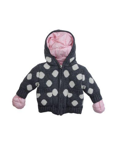 ADD Baby Steppjacke Grau Größe 3 80% Wolle 20% Polyamid